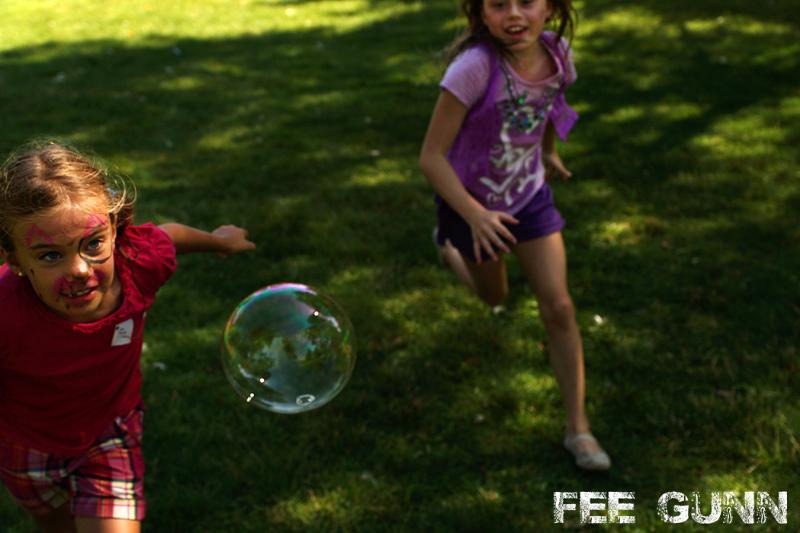 bubble-runner